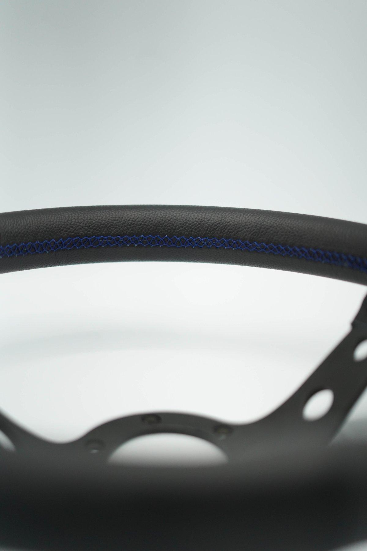 Image of Daytona Leather Race Wheel