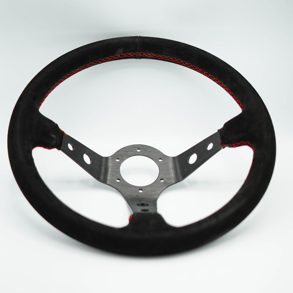 Image of Vulcan Suede Race Wheel