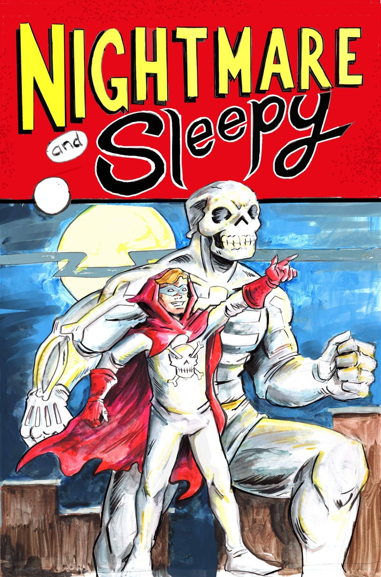 Image of Nightmare & Sleepy