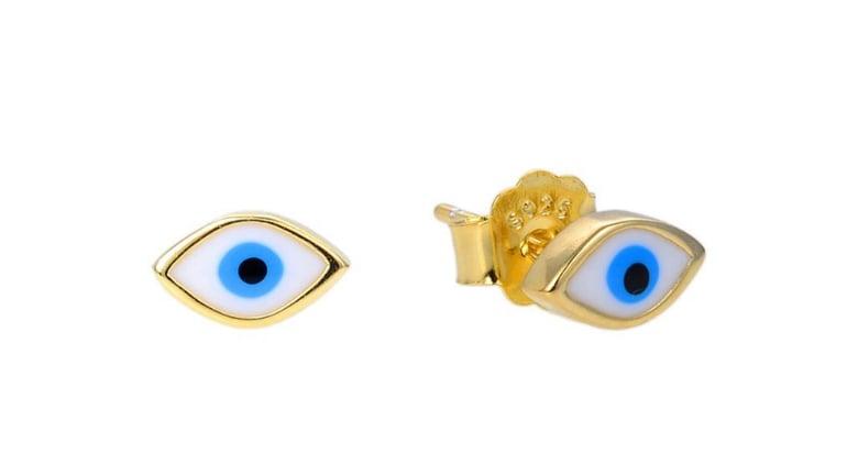 Image of Blue Eye Studs