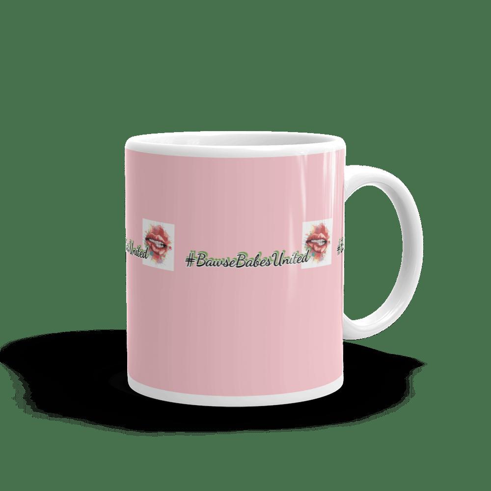 Image of #BawseBabesUnited💋 Ceramic Mug