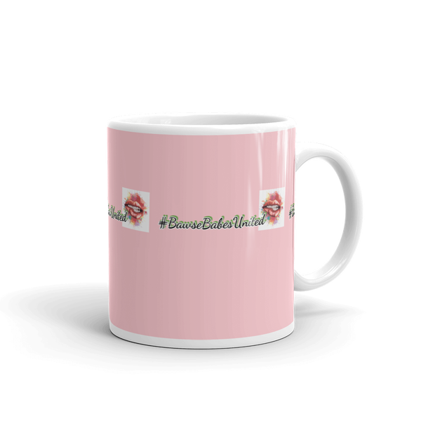 Image of #BawseBabesUnited💋 Ceramic Mug
