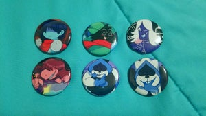 Image of Deltarune - Buttons