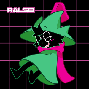Image of Deltarune - Acrylic Charms - PRE-ORDER!