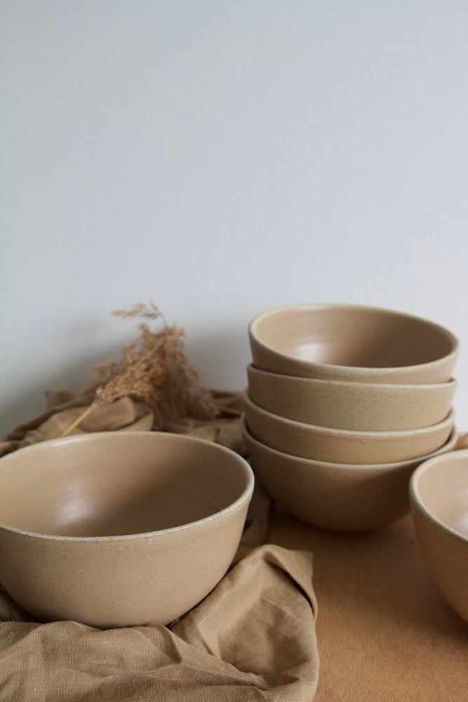 Image of Earth Bowls - Sand