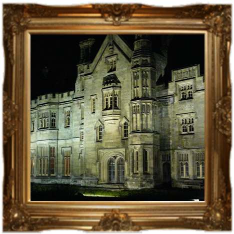 Image of Margam Castle - Port Talbot, South Wales - Friday 24th April 2020
