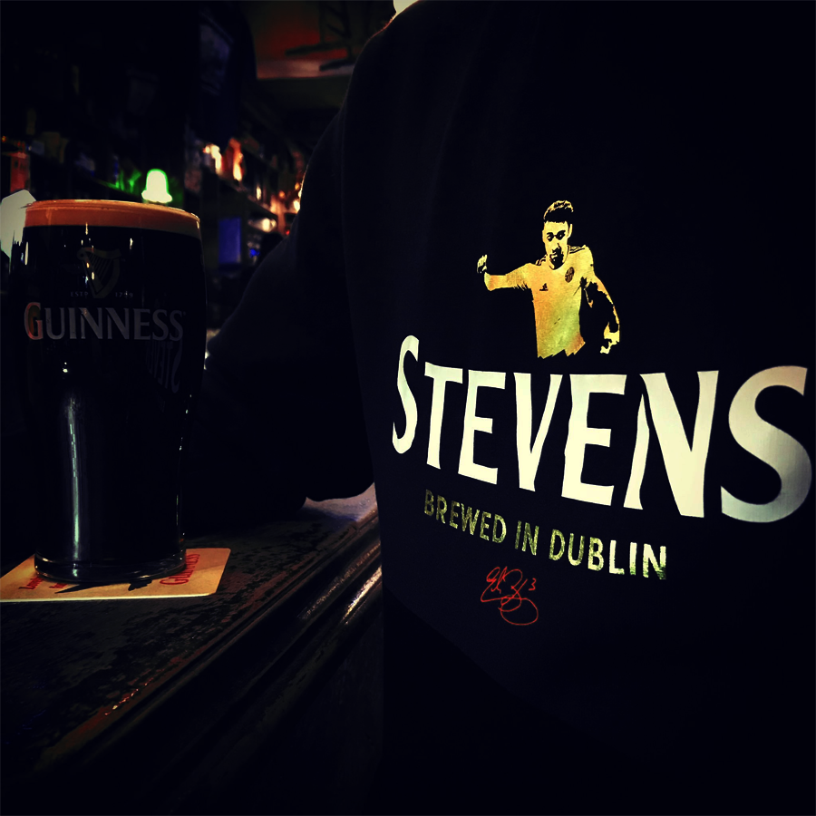 Image of Stevens - Brewed in Dublin