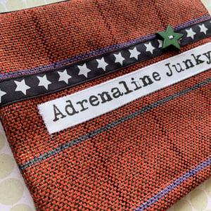 Image of Adrenaline Junky Man Purse