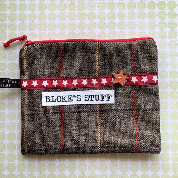 Image of Bloke's Stuff Pouch