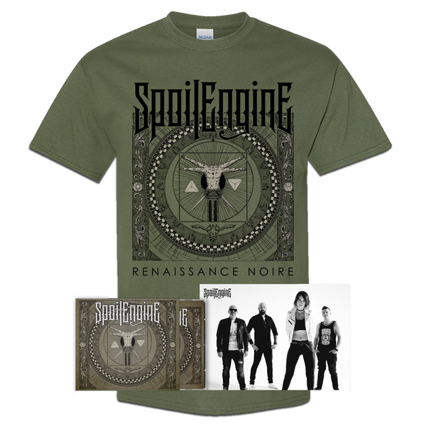 Image of 'Renaissance Noire' bundle w/ slipcase