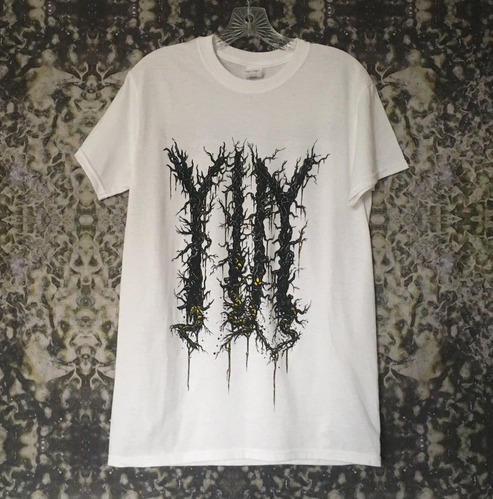 Image of Basking in Gravity Yin T-Shirt