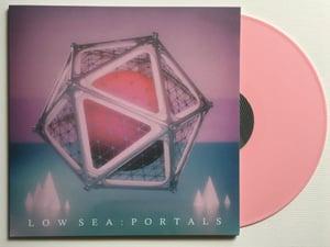Image of Portals Ltd Edition Pink Vinyl LP