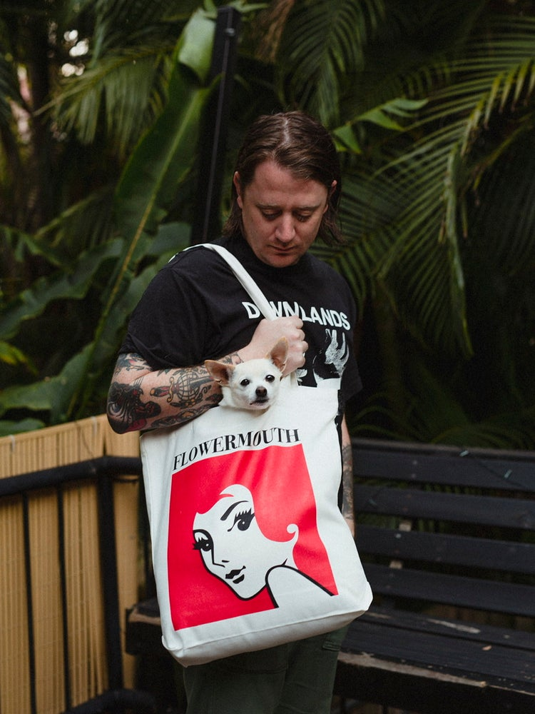 Image of REDHEAD TOTE