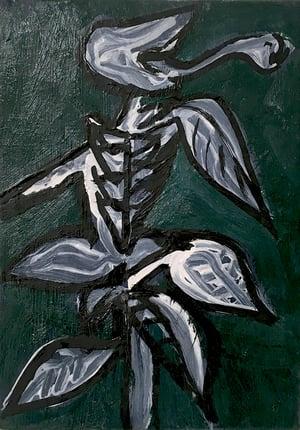 "Image of Julien Grenier ""Human plant"""