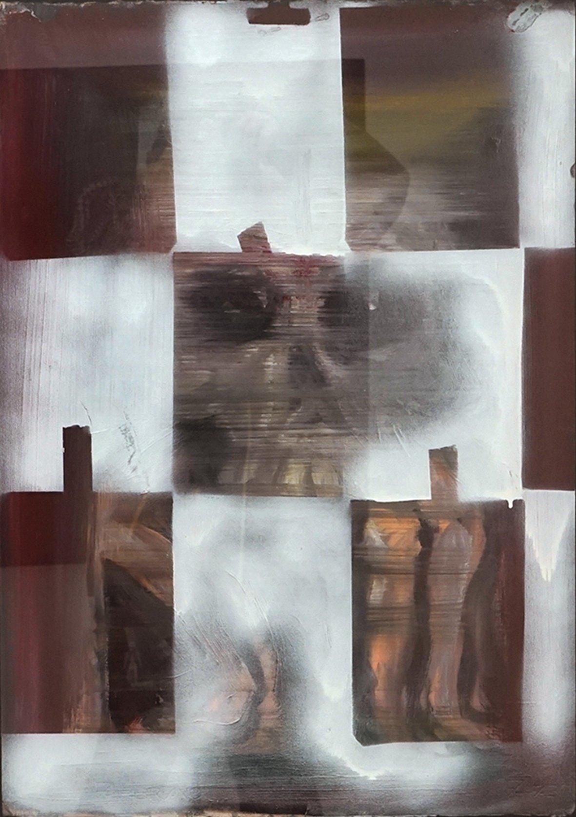 """Image of Julien Grenier """"Vanité aux damiers"""""""