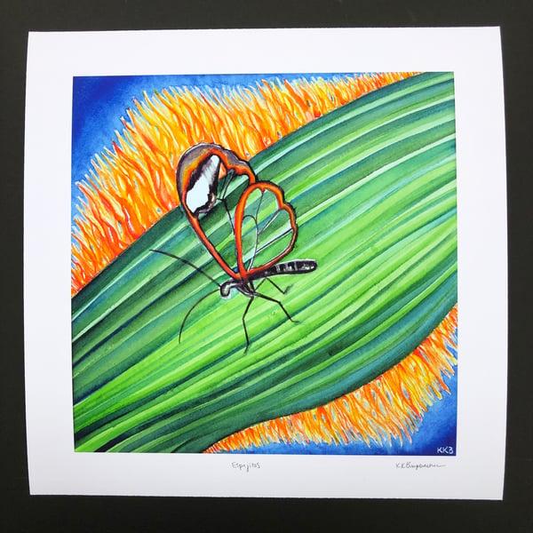 Image of Espejitos Giclee Print