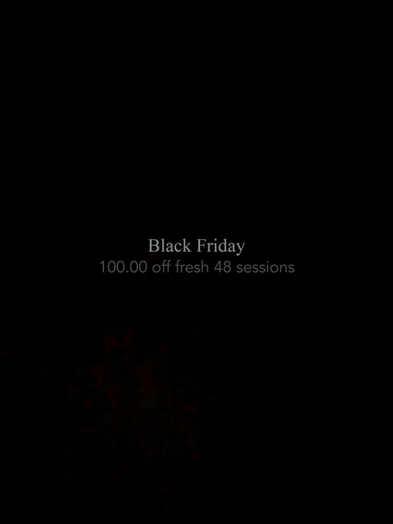 Image of BLACK FRIDAY FRESH 48- 100.00 OFF.