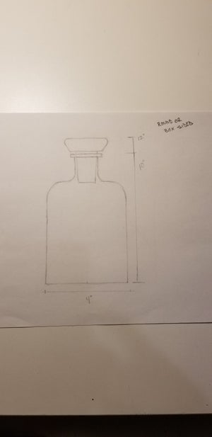Image of Decanter set