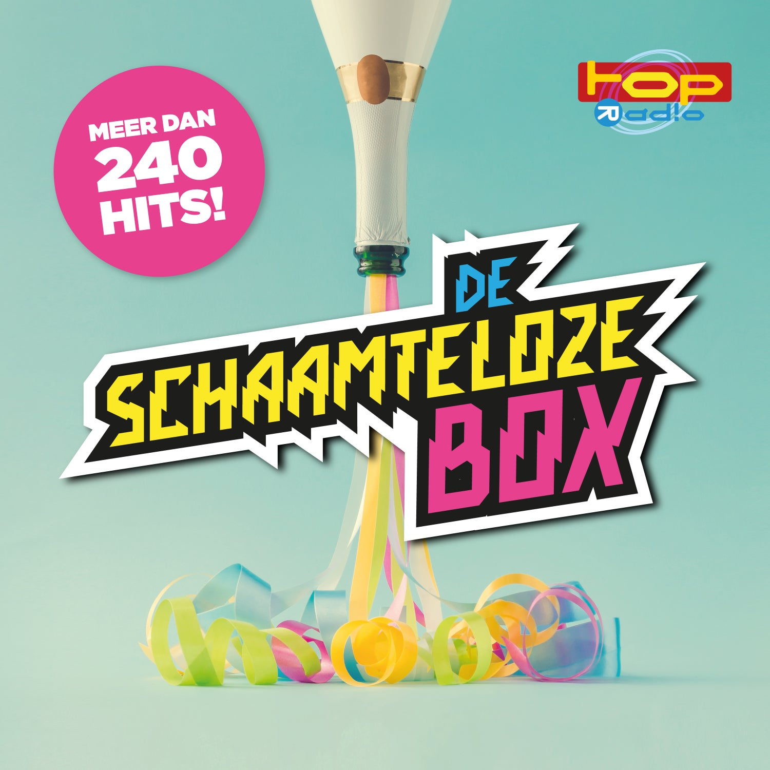 Image of DE SCHAAMTELOZE BOX