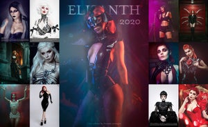 Image of -30% OFF - Ready to ship - Elisanth 'New Photos' Calendar 2020 - A4 size