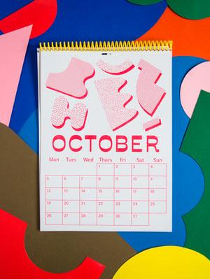 Image of 2020 Riso Calendar