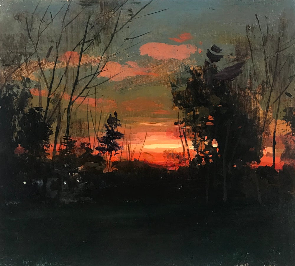 Image of Nov Sunset