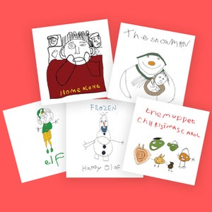 Image of Venture Arts Christmas Cards (Pack of 5)