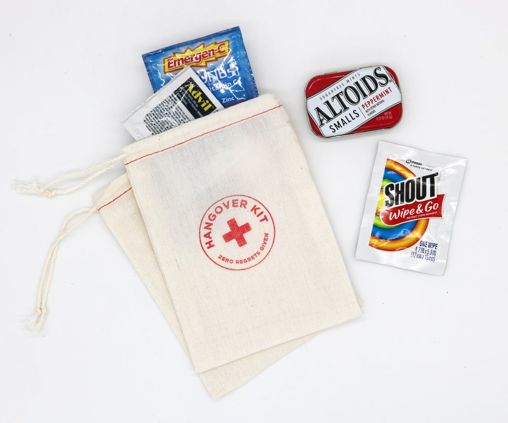 Image of Red Cross Hangover Kit