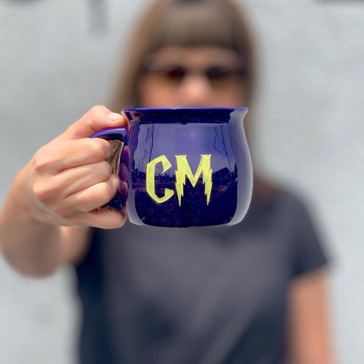 Image of CM CAULDRON MUG