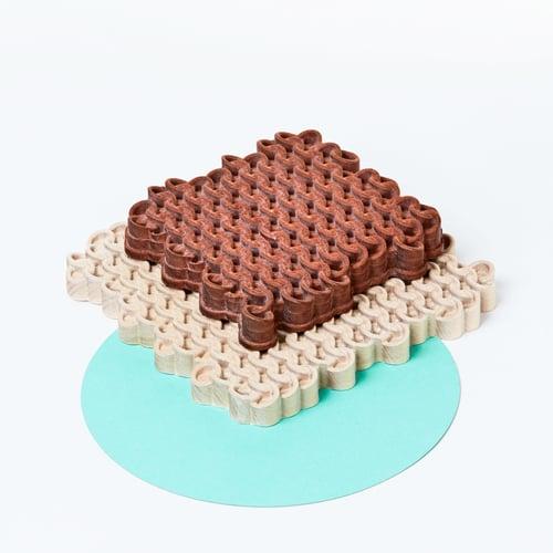 Image of Coaster Nō. 4.