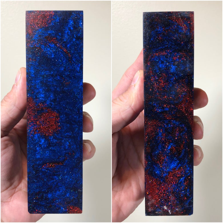 "Image of One Off BWP Oddity Pour Numb7  1-1/2"" x 1-3/4"" x 6"""
