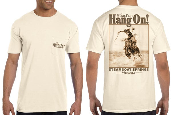 Image of Hang On Pocket T-shirt