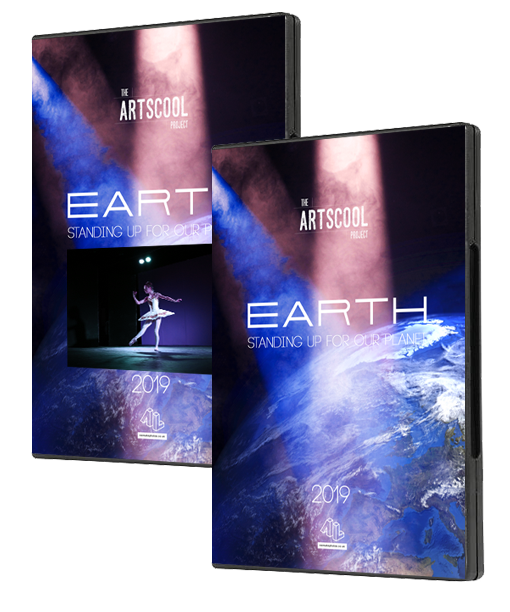 Image of Artscool Earth Video and Photograph Collection 23rd Nov 2019