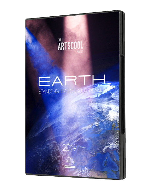 Image of Artscool Earth Performance DVD 23rd Nov 2019