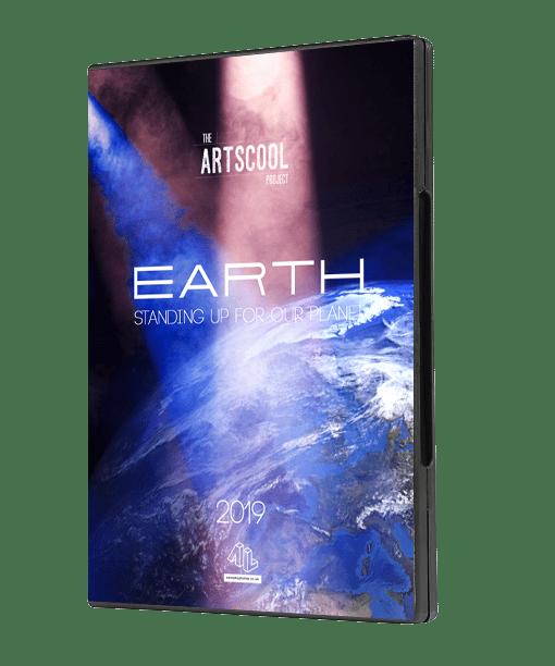 Image of Artscool Earth Performance DVD 23rd Nov 2019