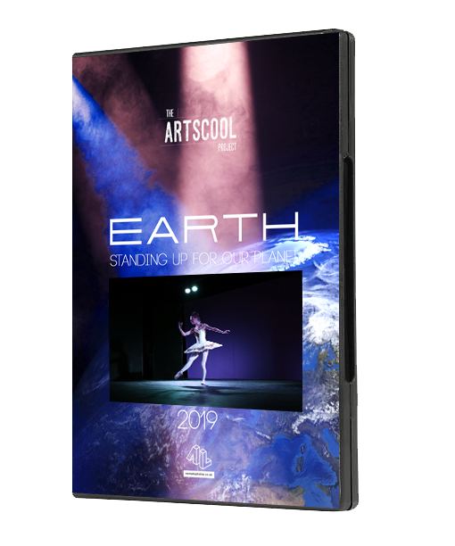 Image of Artscool Earth Photo Disk 23rd Nov 2019