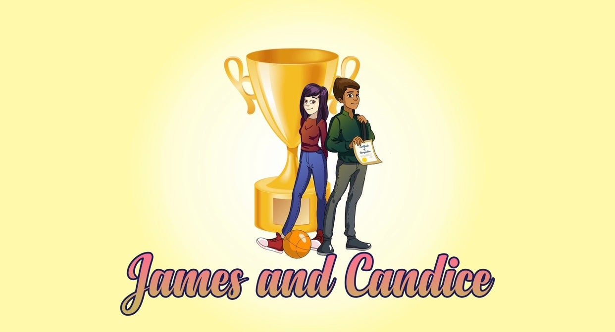 Image of James and Candice (Book #1)