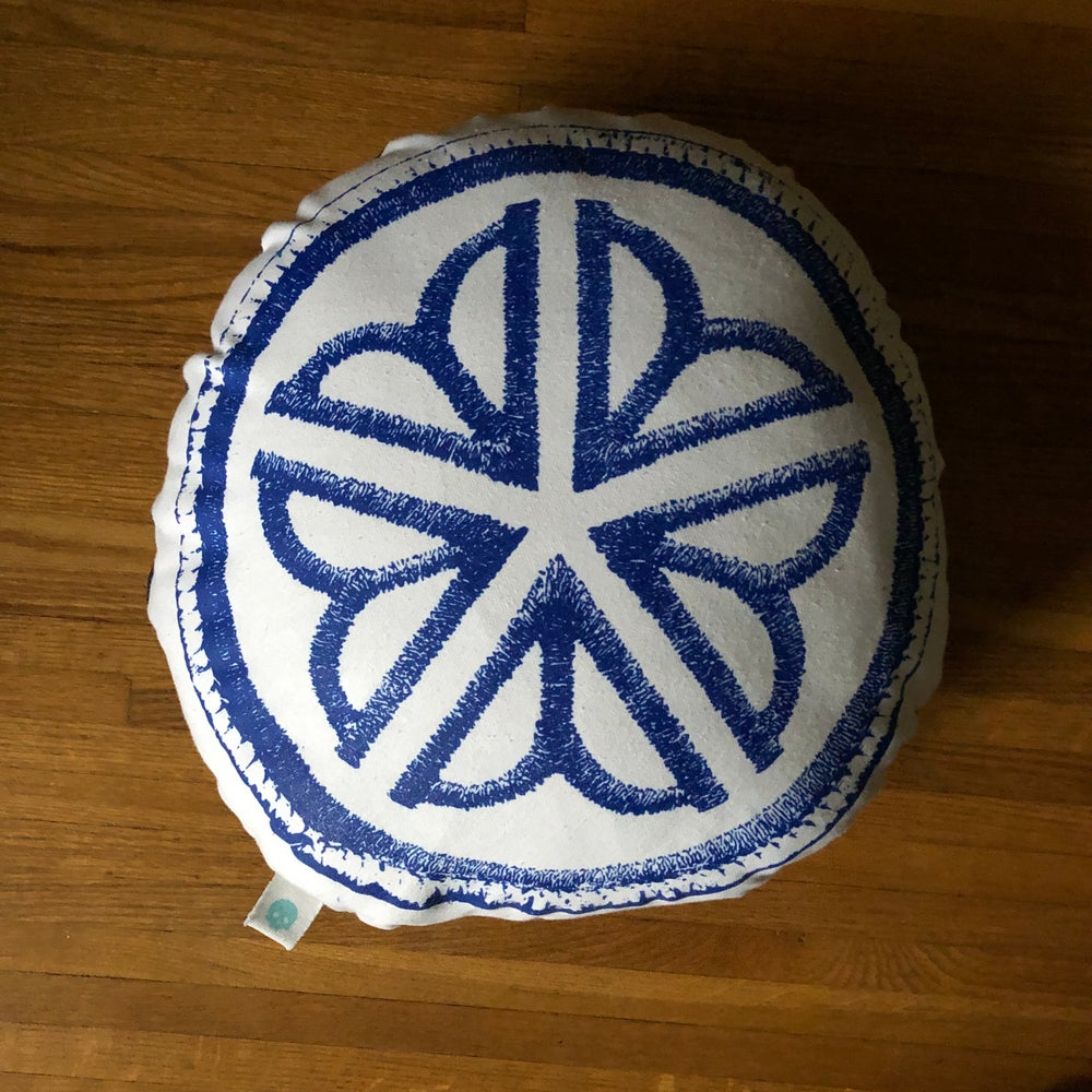 Image of Rochester Patch Pillow