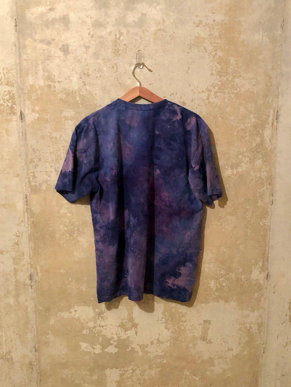Medium Puff Print Tie Dye Shirt #4