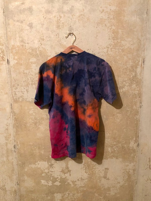 Image of Small Puff Print Tie Dye Shirt #6