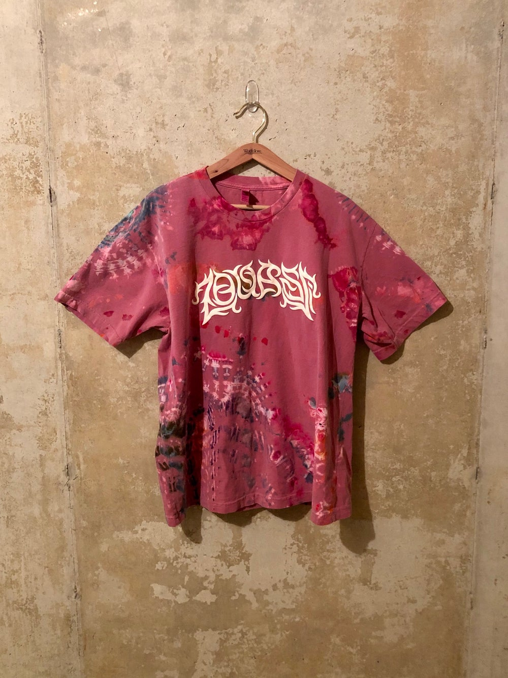 Medium Puff Print Tie Dye Shirt #7