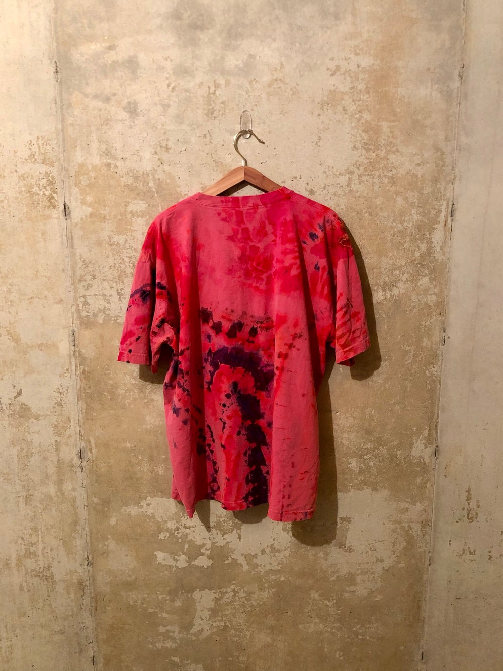 XL Puff Print Tye Dye Shirt #11