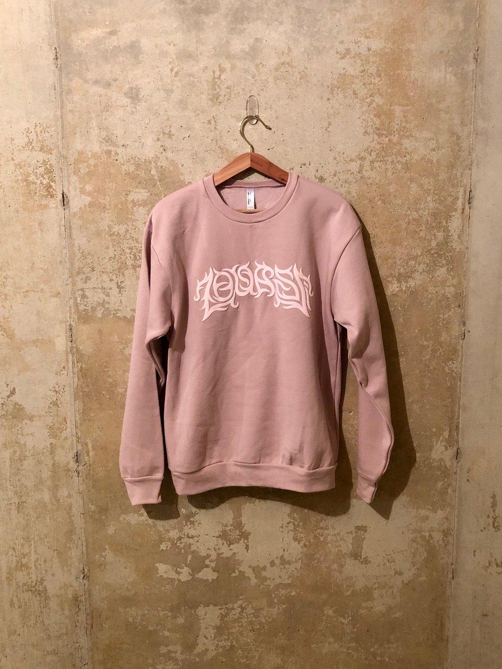 Medium Puff Print Sweatshirt #1