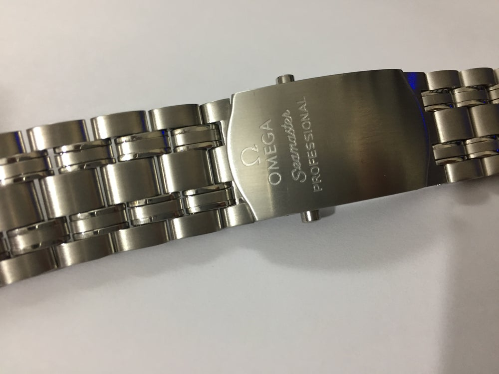 Image of 21mm OMEGA Seamaster Professional Watch Strap Bracelet For omega watch.NEW