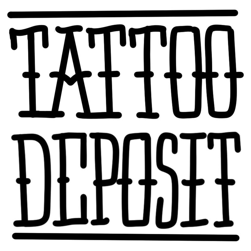 Image of Tattoo Appointment Deposit