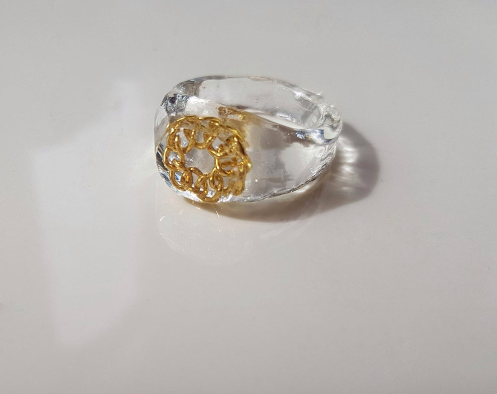 Image of Vision Ring - Gold