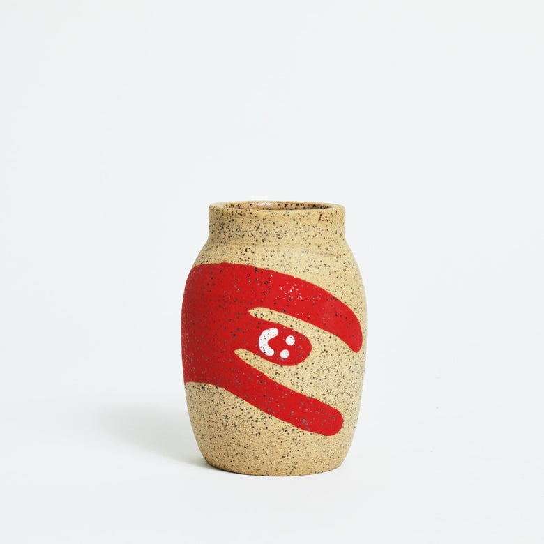 Image of Tube Man Vase