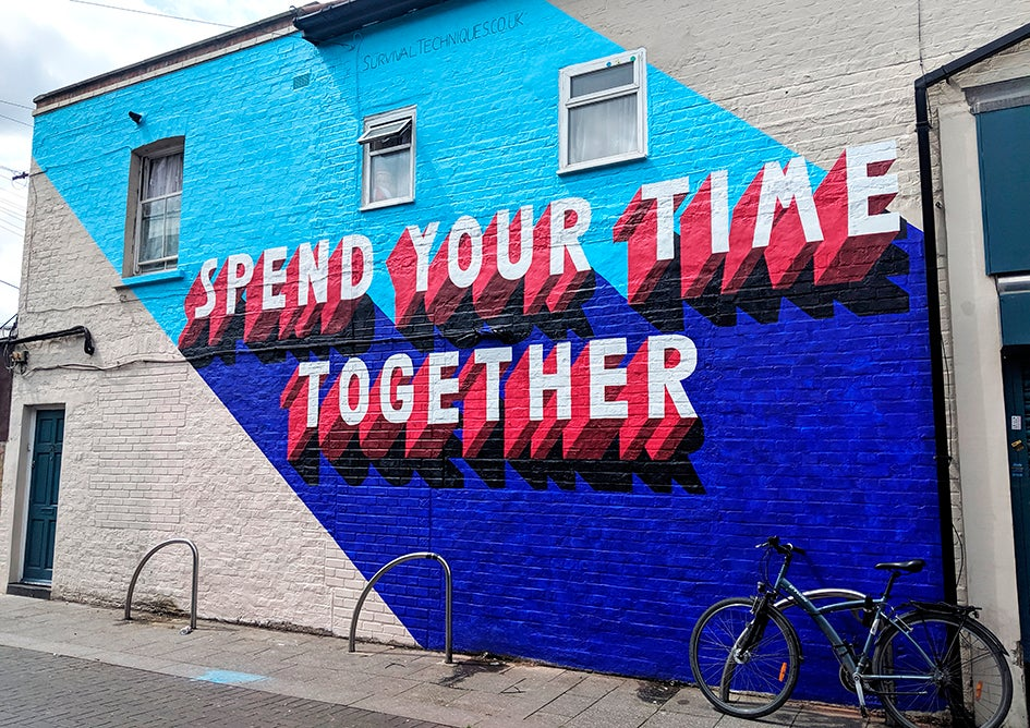 Image of Spend Your Time Together - PRINT