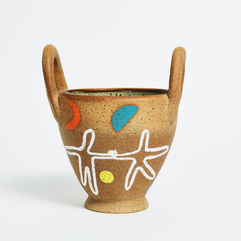Image of Dancer Pot