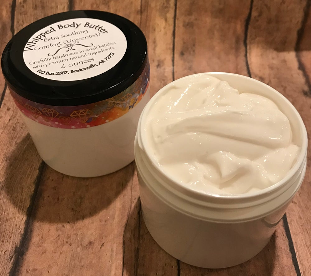 Image of Extra Soothing Comfort Body Butter